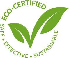 MicroDry ECO-certified logo