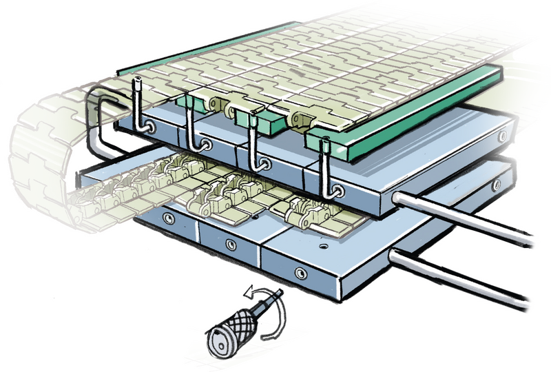 CHP MicroDry All-In-One Illustration