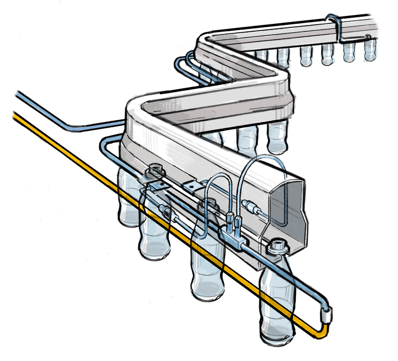 CHP Microdry AIR - illustration